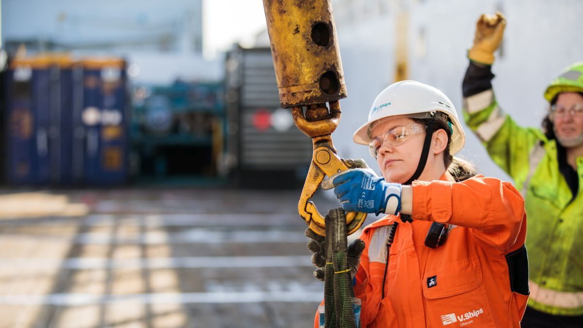 The Covid-induced crew change crisis has tested the resiliency of hundreds of thousands of seafarers (source: V.Group)
