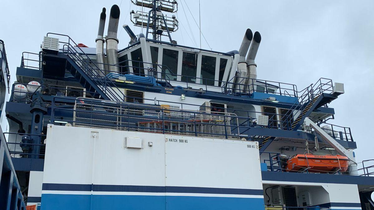 Wärtsilä is supplying ESS units to Harvey Energy class PSVs (source: Wärtsilä)