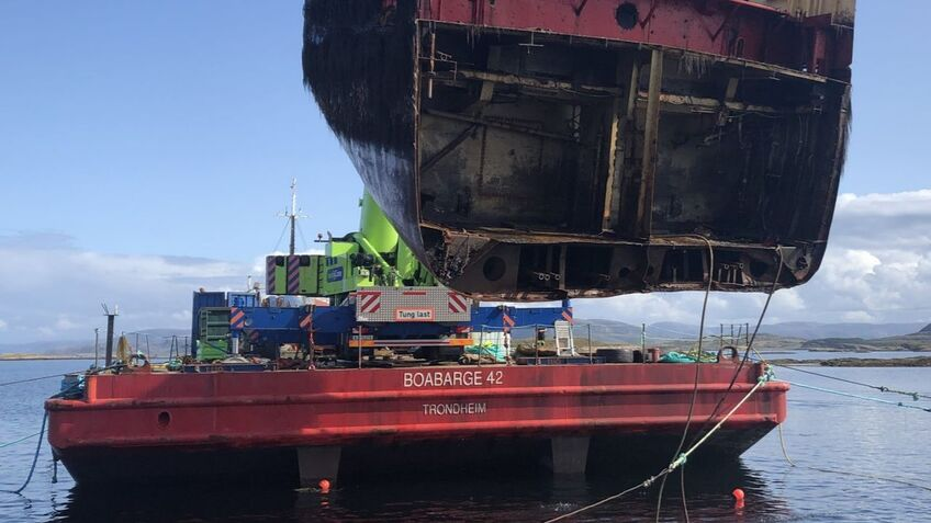 Tug and barge owner sold as market conditions worsen