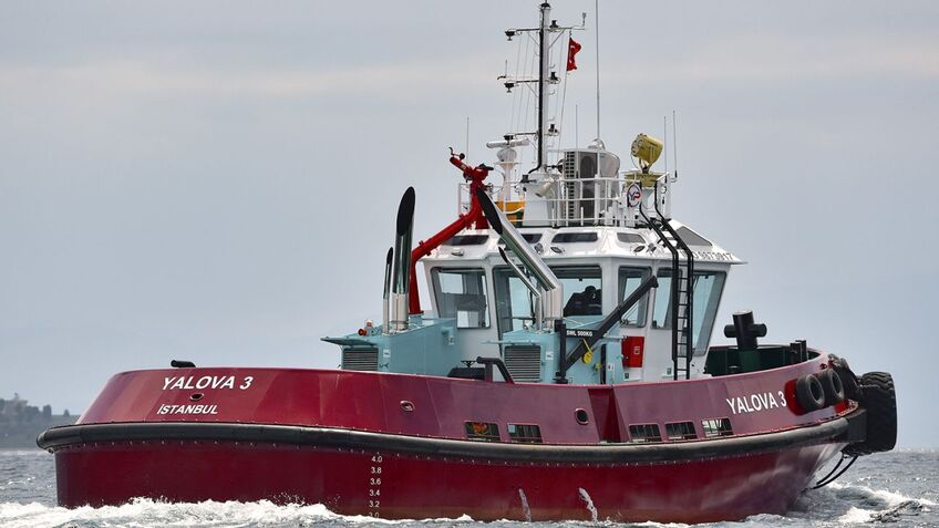 New tugs designed for busy Turkish ports