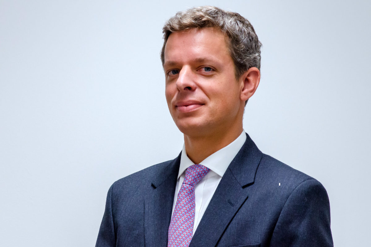 David Linden, Westwood Global Energy head of energy transition