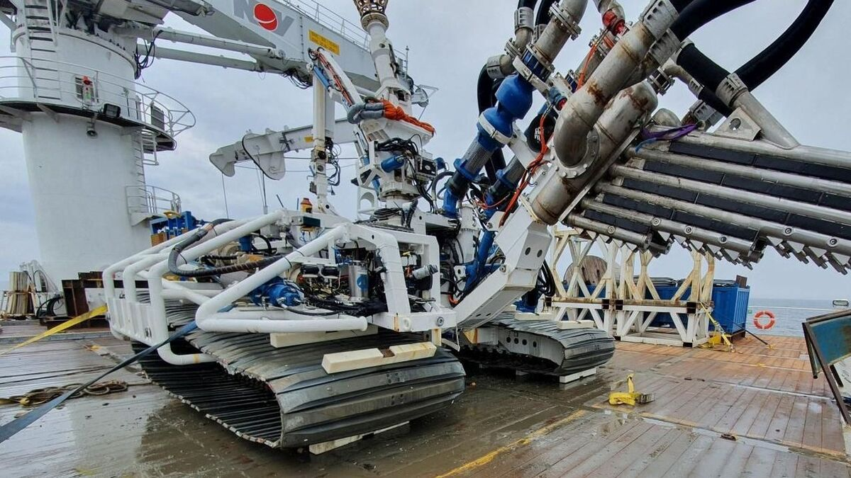 DeepOcean to restructure cable-lay and trenching business