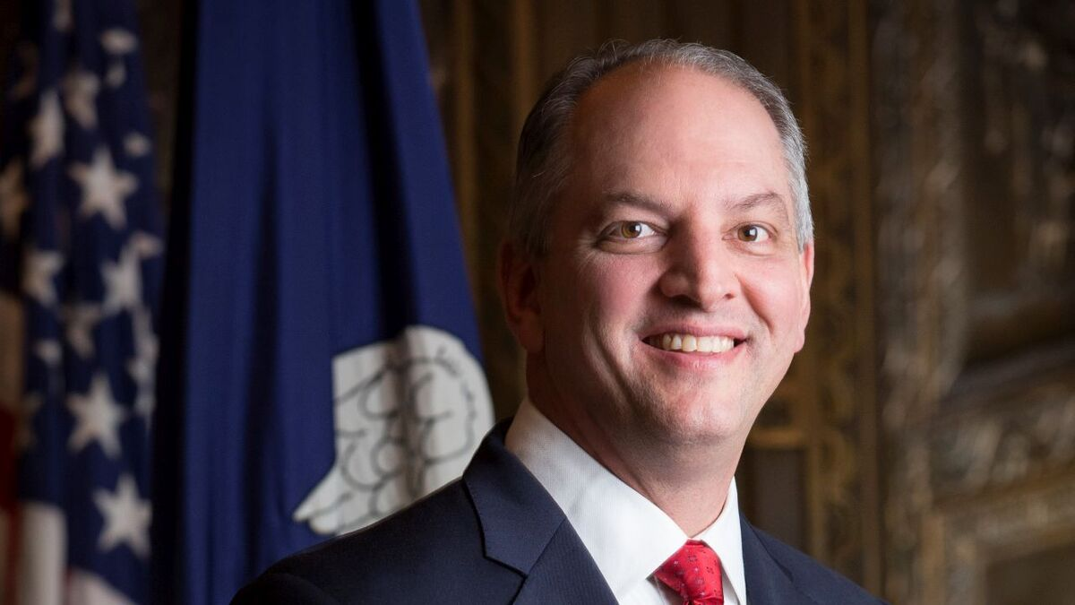"""Governor Edwards: """"we already have an emerging offshore wind energy industry, and Louisiana played a key role in early development"""""""