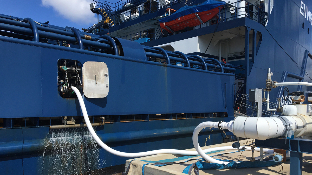 LNG bunkering: ESD systems vital for safety and visibility
