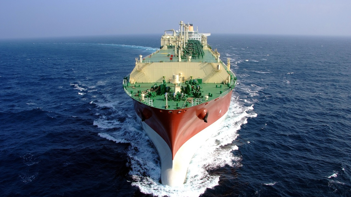 Nakilat LNG carrier Mesaimeer (Image: Nakilat)