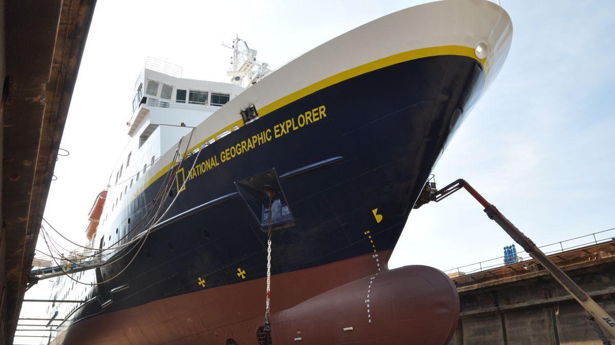 Pandemic decimates cruise ship orders