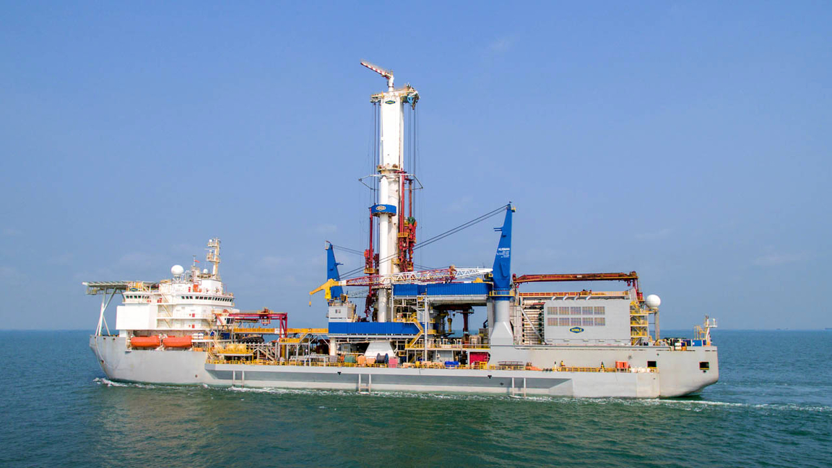 Heading for early retirement: 2011-built Noble Bully II is being sold by Noble Drilling (source: Noble Drilling)