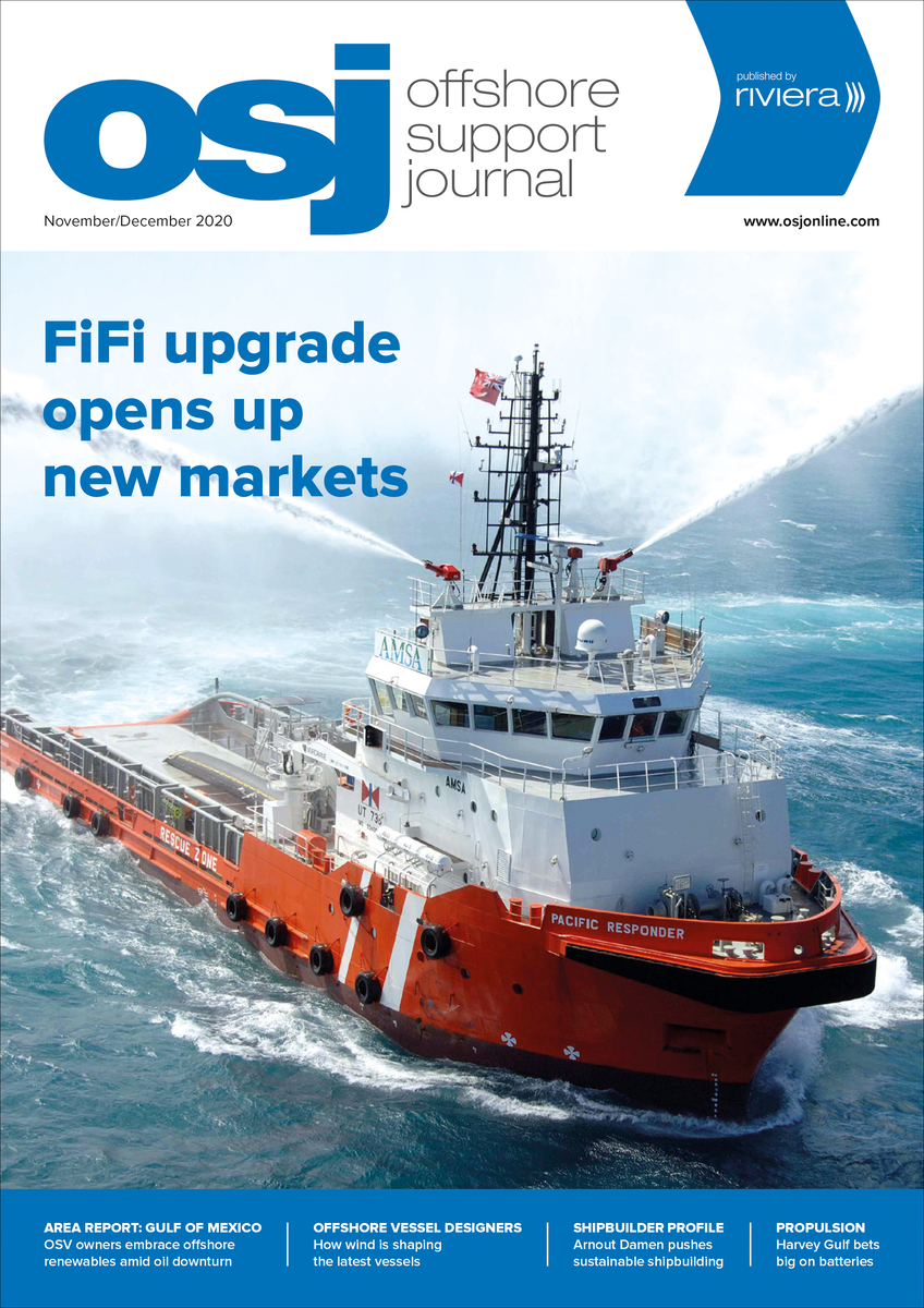 Offshore Support Journal November/December 2020