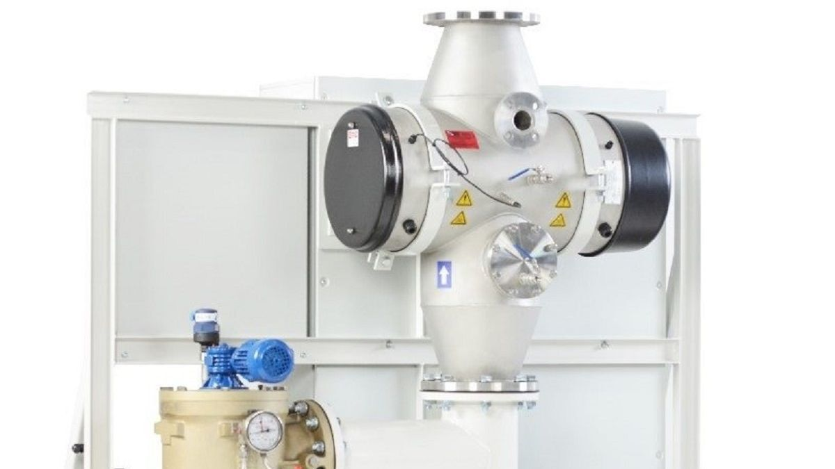 IMO and USCG type-approved PG-Hyde ballast water treatment system (Image: PG Flow Solutions)