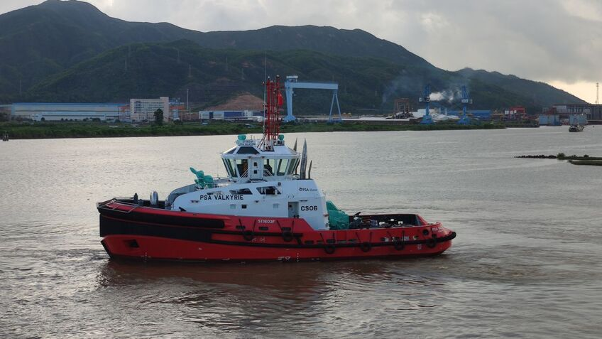 PSA expands fleet with Marvel tugs