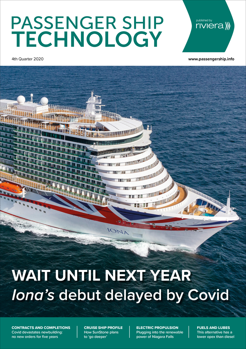 Passenger Ship Technology 4th Quarter 2020
