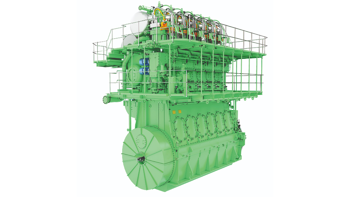 Decarbonisation push underpins LPG dual-fuel engine uptake