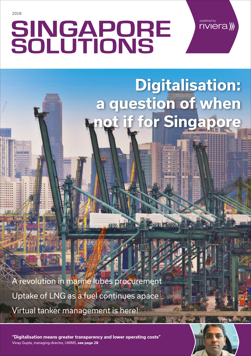 Singapore Solutions 2018