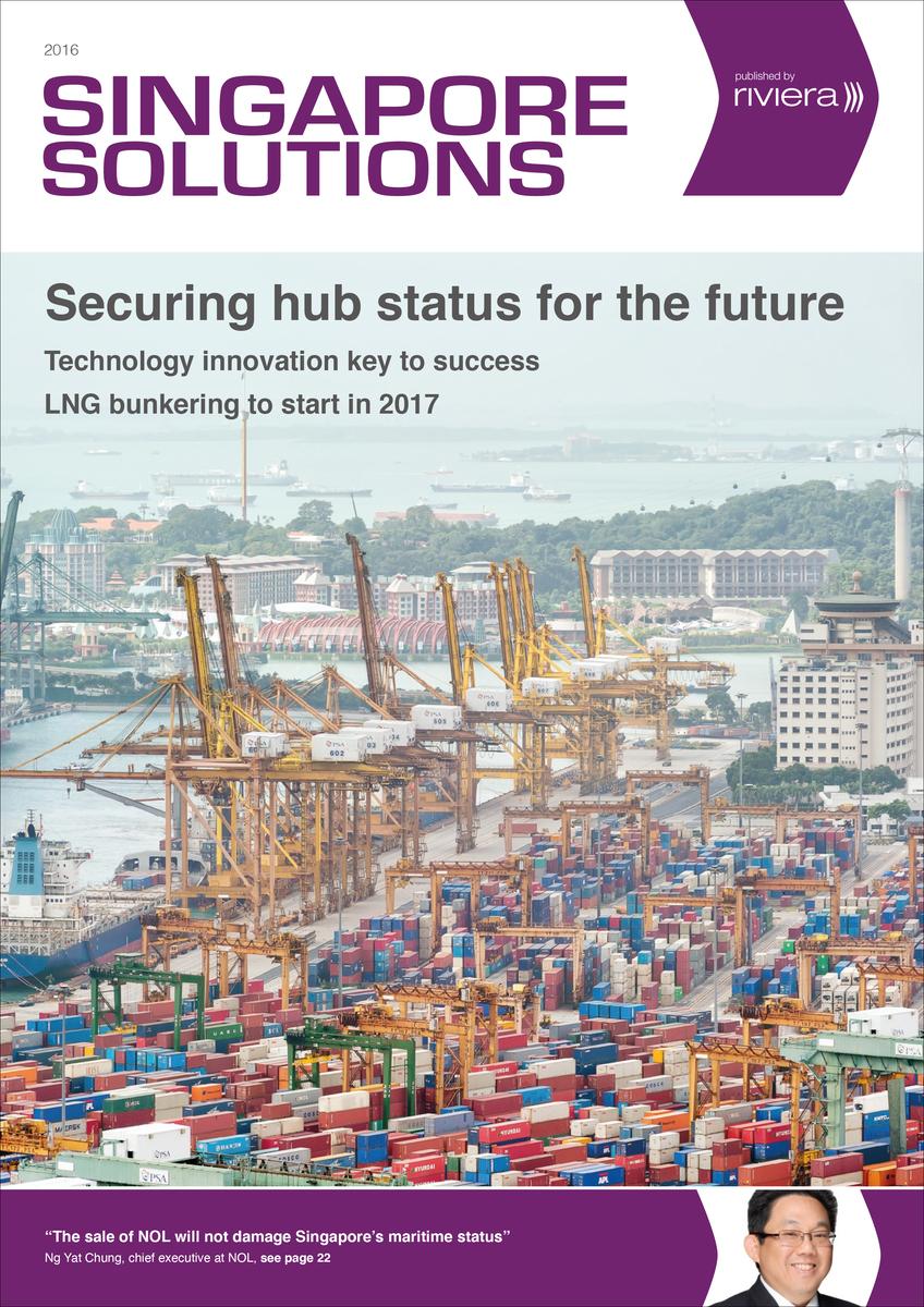 Singapore Solutions 2016