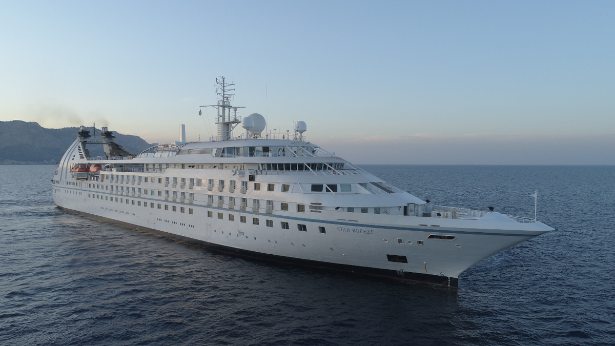 Newly modernised Star Breeze will begin sailing in March 2021 (source: Fincantieri)