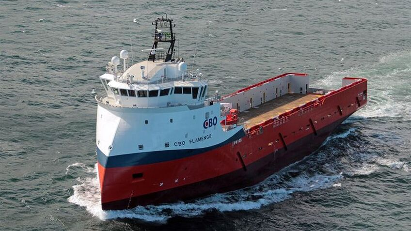 Latin American first: PSV retrofitted to hybrid propulsion
