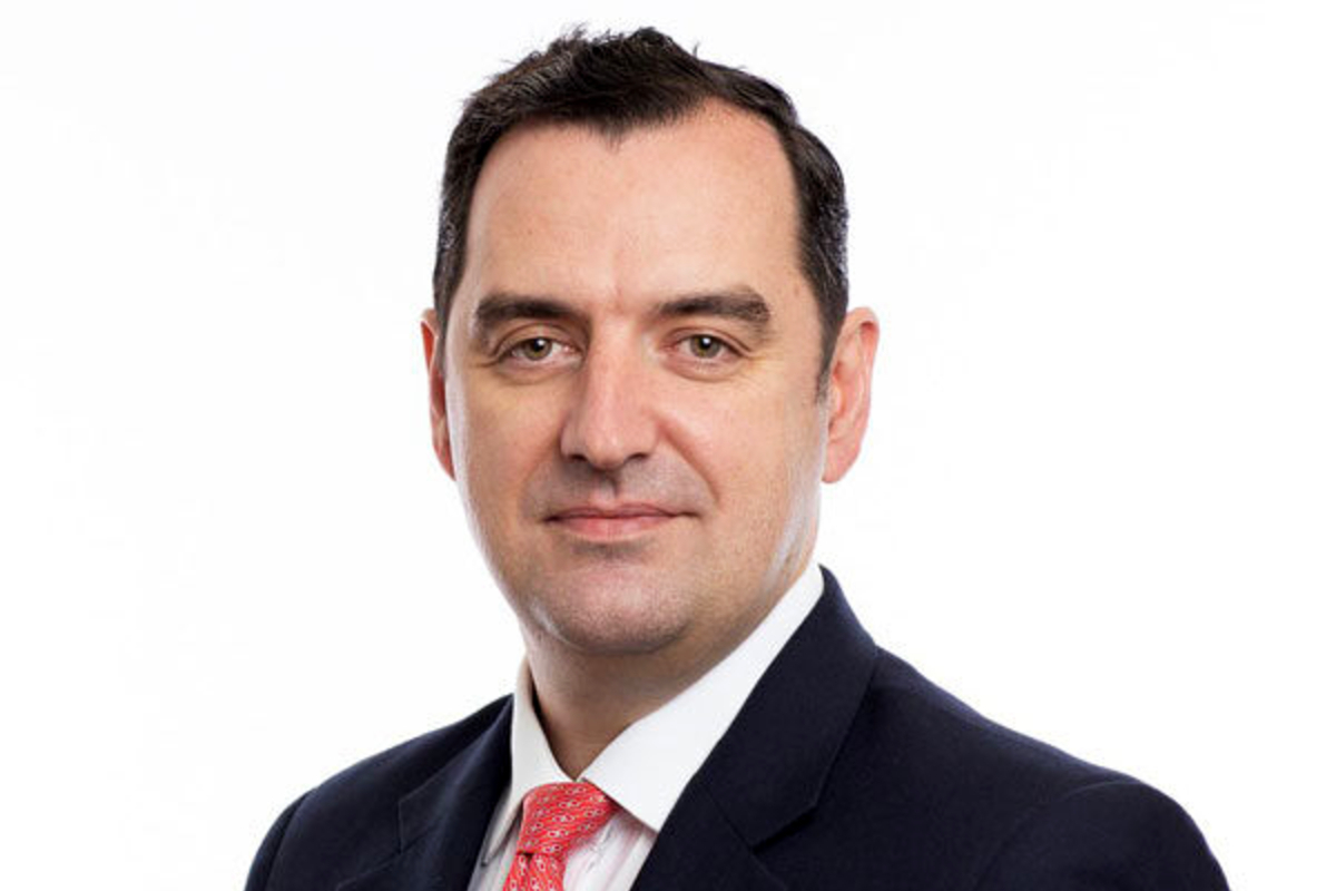 Peter Mackey, Avenir LNG COO and CEO (source: Avenir)