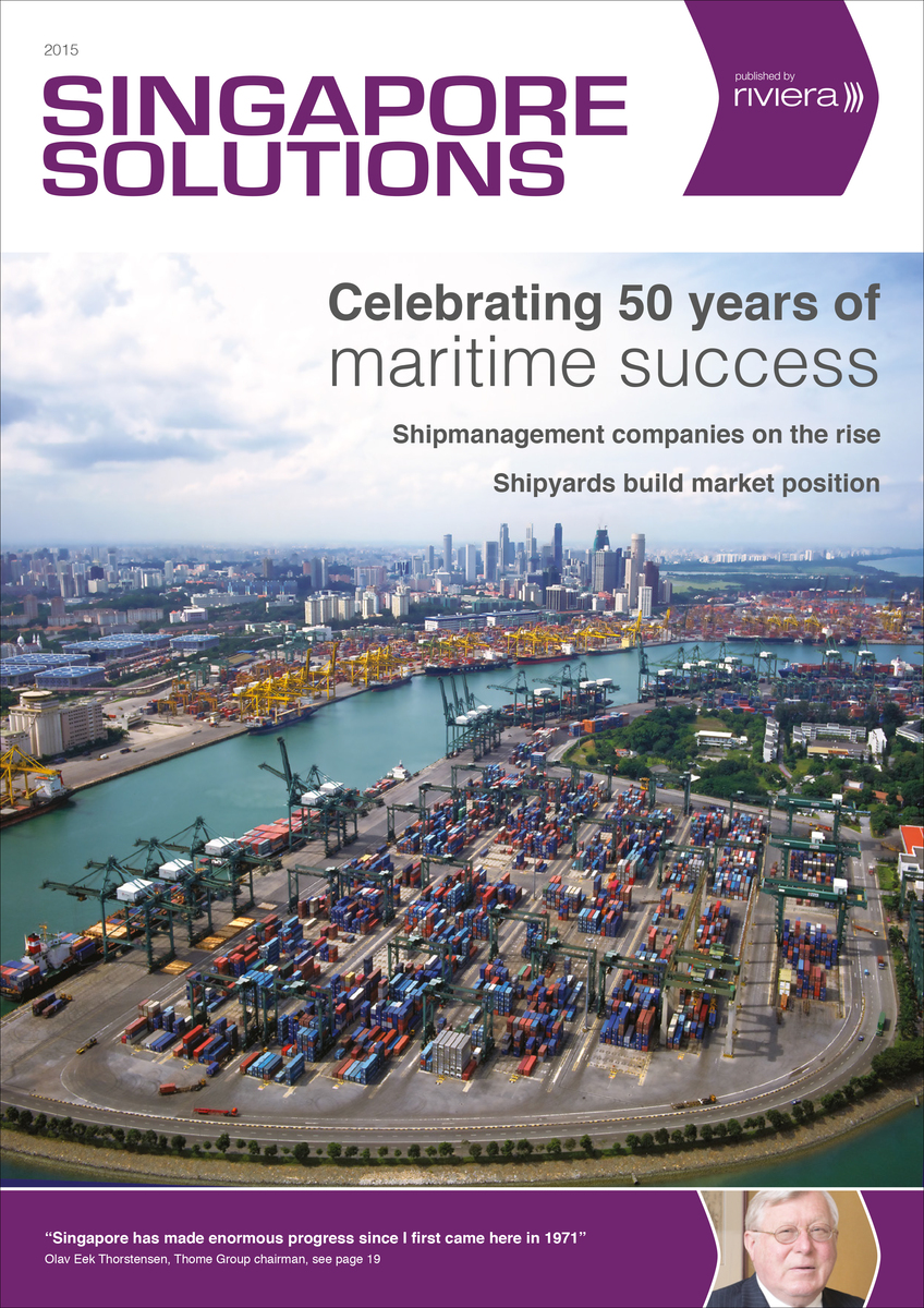 Singapore Solutions 2015