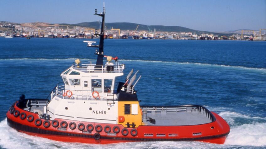 Arpas expands tug fleet in Mediterranean gateway