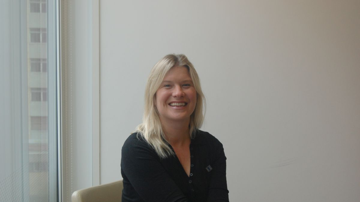 Dr Bev Mackenzie (BIMCO): Leads BIMCO's new office within IMO's London HQ (Image: BIMCO)
