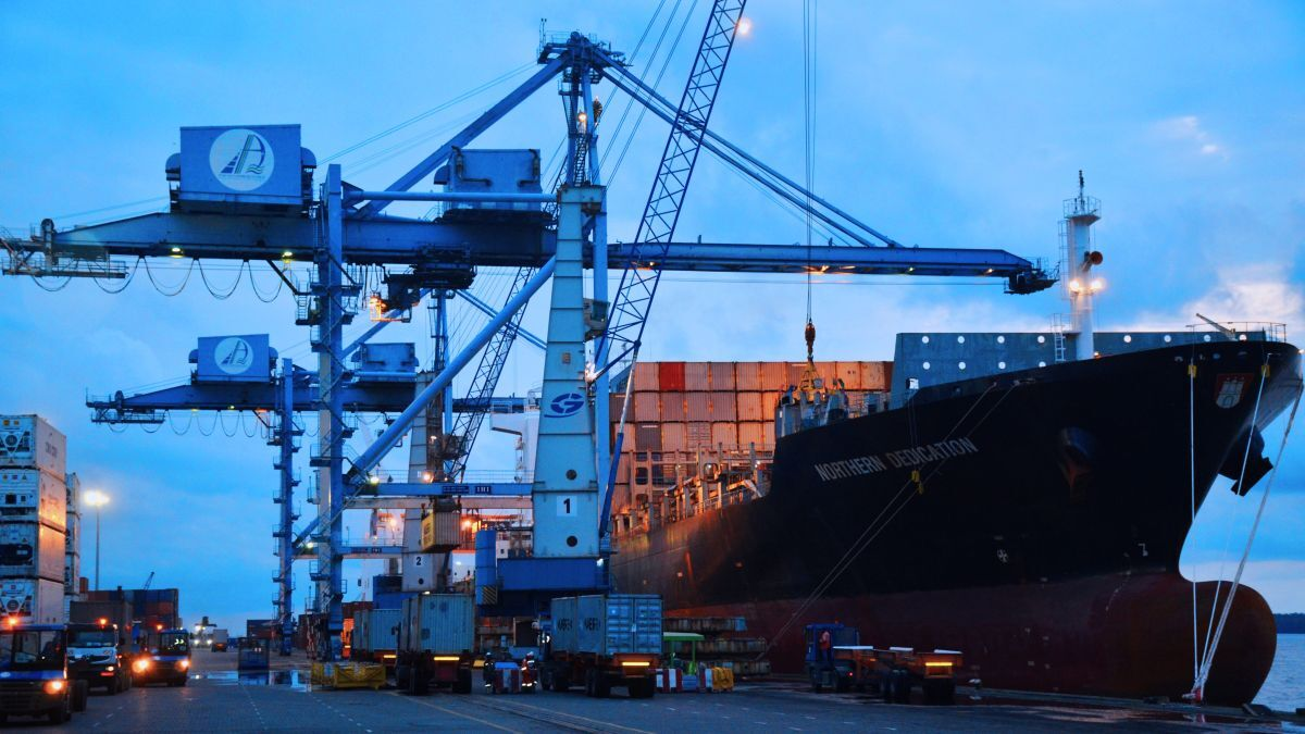 Bolloré Ports is winning a legal battle with the Port of Douala in Cameroon (source: Port of Douala)