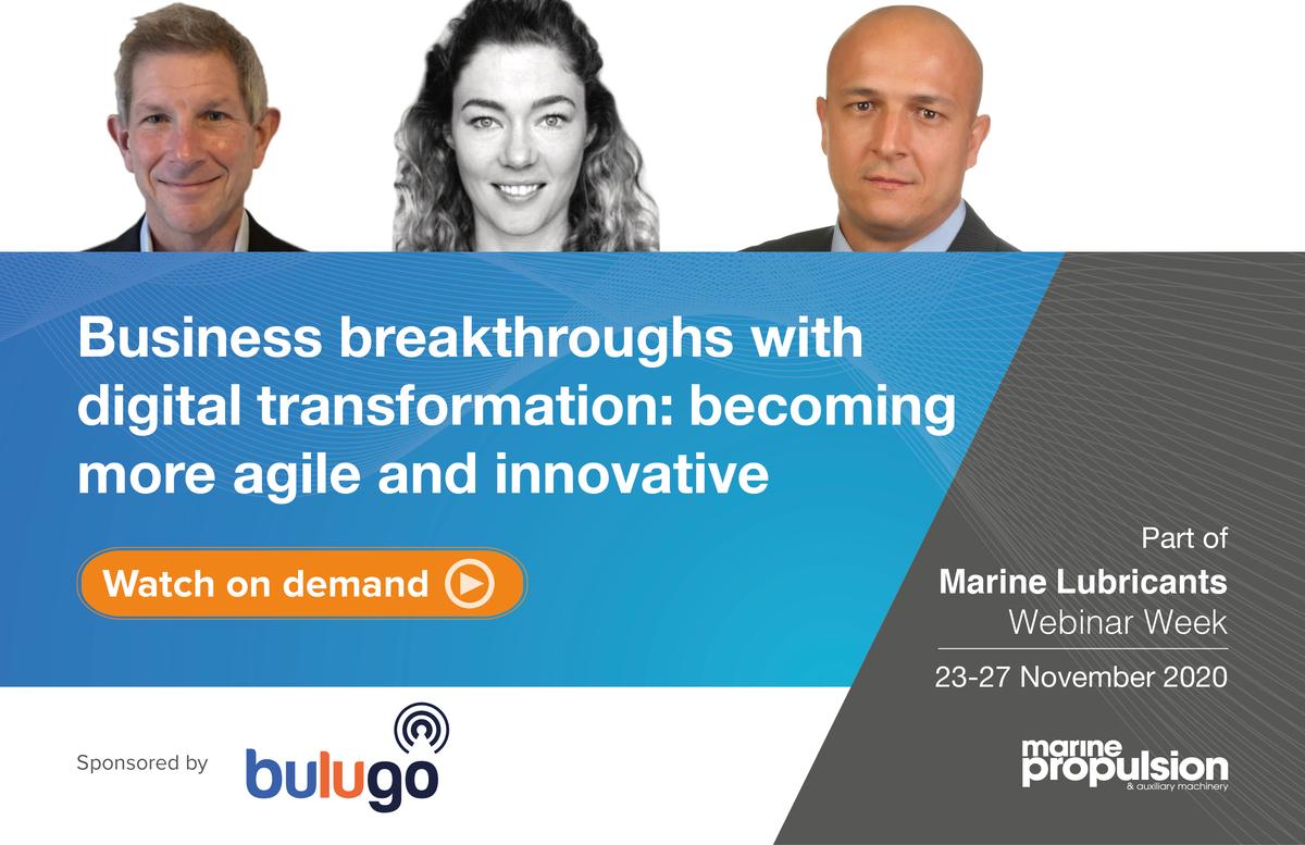 Business breakthroughs webinar panellists