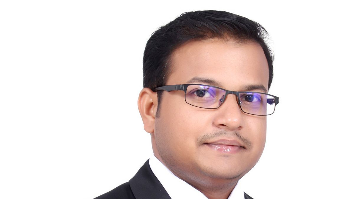 """Dr Anand Hiremath (GMS): """"Without the IHM there is no green, safe recycling of ships"""" (source: GMS)"""
