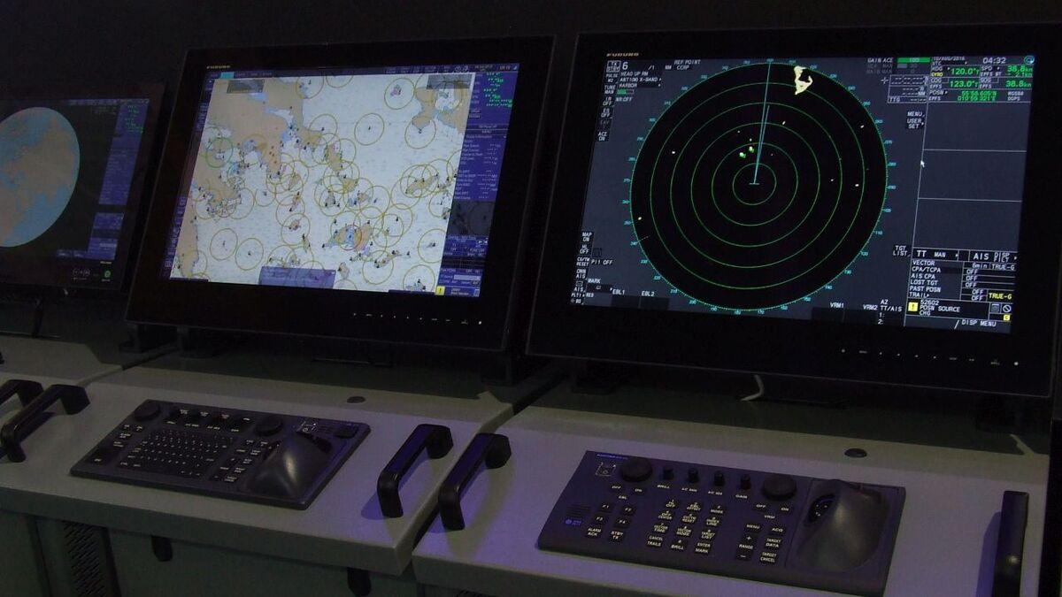 ECDIS and radar on ship bridges must be cyber secure (source: RMM)
