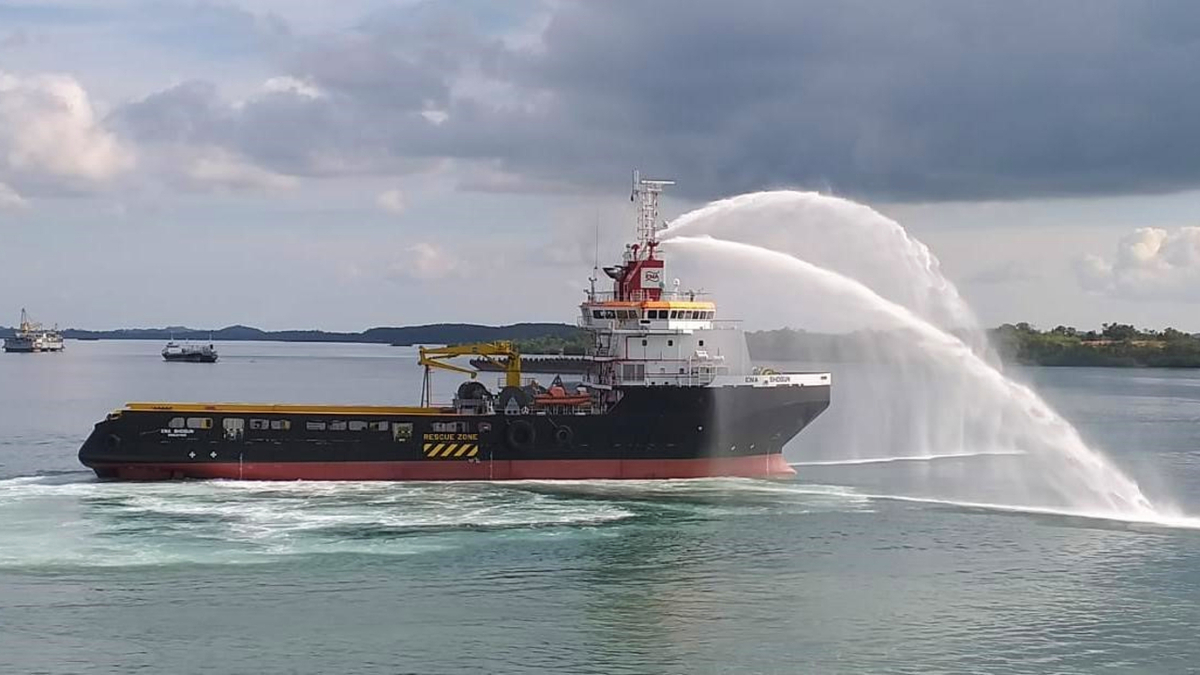 OVMSA accreditation has helped VOS Singapore increase the number of vessels under its ship management (source: VOS)