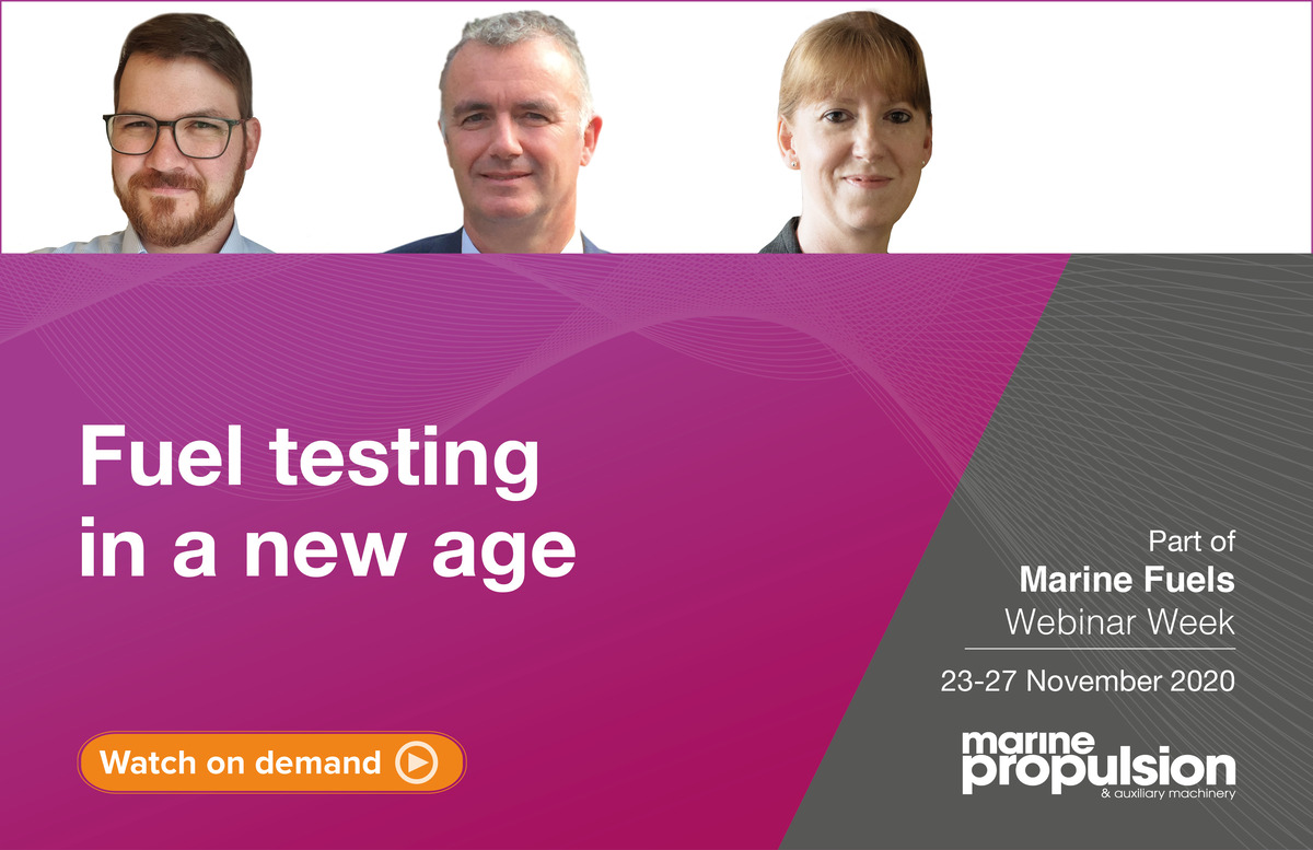 Fuel testing in a new age webinar panel of experts