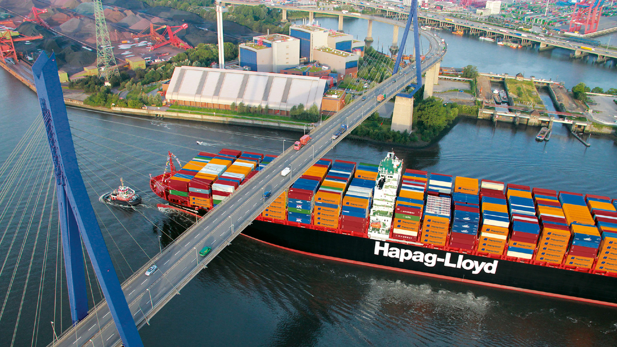 Hapag-Lloyd inks LOI of almost US$1Bn for dual-fuel box ships