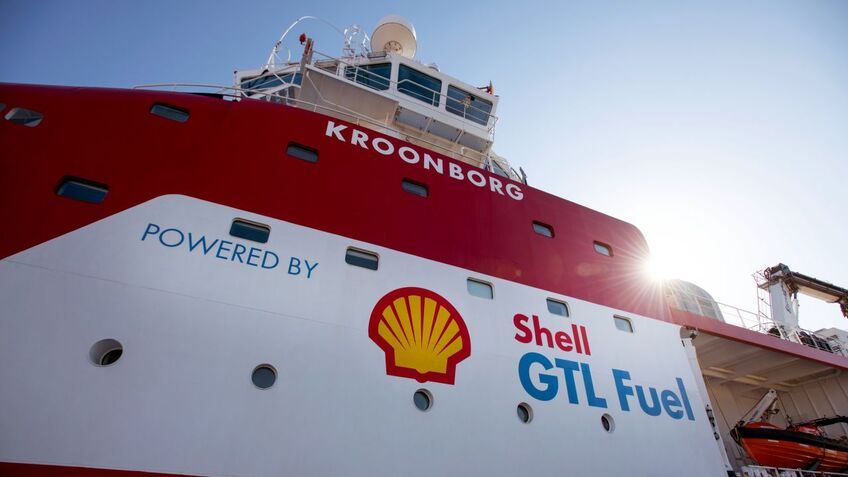 Shell invests in technology for reducing vessel carbon footprints