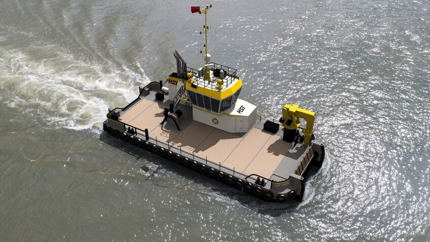 HST Marine enters towage sector