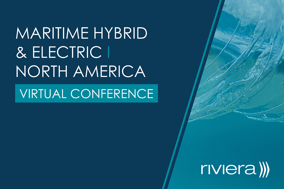 Maritime Hybrid & Electric Conference, North America