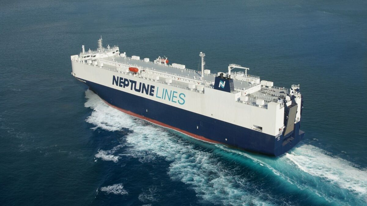 Neptune Lines uses Metis to optimise voyages for PCTCs (source: Metis)