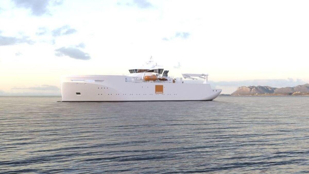 Orange Marine cable lay vessel.jpg