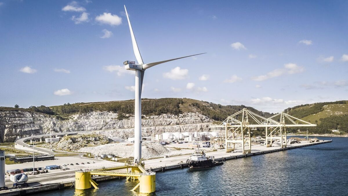 Report projects billion Euro benefits from Iberian floating wind