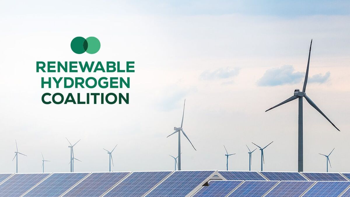 Material Economics' report for the coalition describes green hydrogen as a €550-700Bn investment opportunity