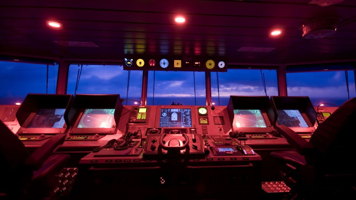 Servowatch develops integrated ship control systems (source: RR)