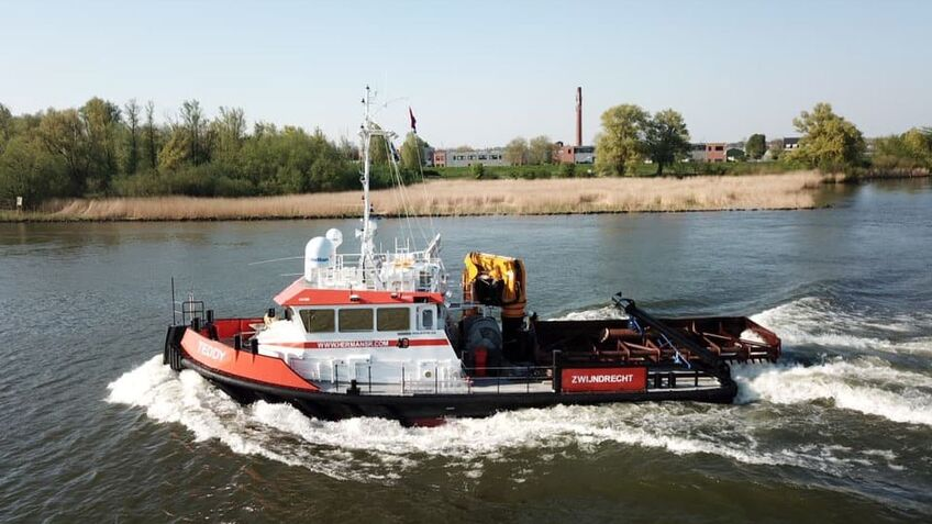 Dutch tug owner takes autonomous command punt