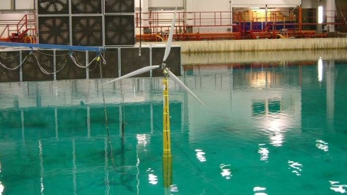 Equinor and SINTEF have collaborated for many years, and first tested the Hywind floating foundation in 2005