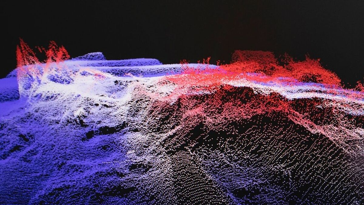 Bathymetry 3D seafloor mapping helps build more accurate risk models (source: UKHO)