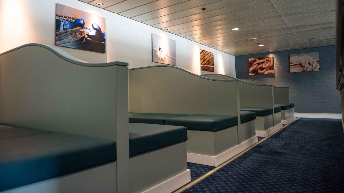Interior enhancements score points with passengers