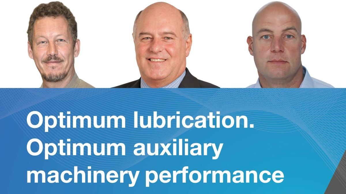 Panellists offered advice on how to improve the lifecycle of lubricants