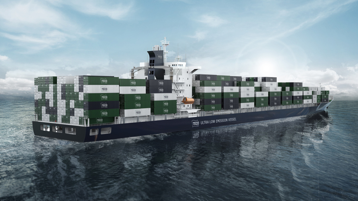 TECO 2030 launches marine emissions reduction system