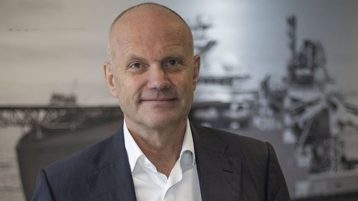 """Odd Strømsnes: """"we are using solid revenues and project and engineering expertise to create a new player in the offshore wind segment"""""""