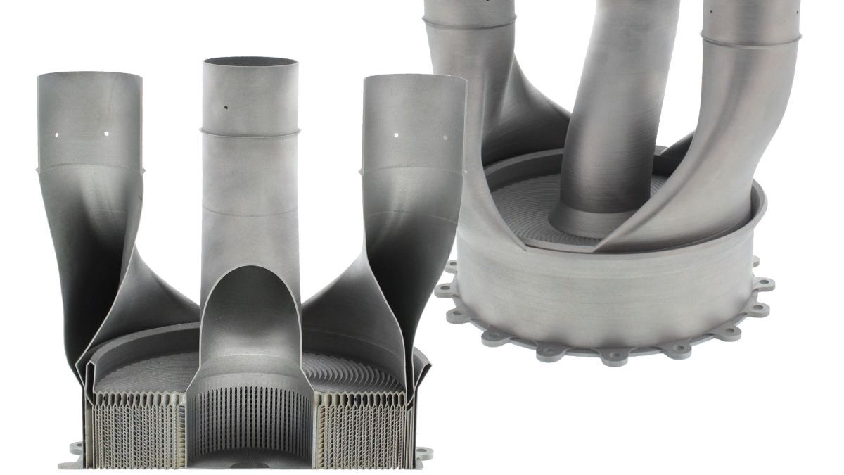 Additive manufacturing: from prototype to production (source: 3D Metalforge)