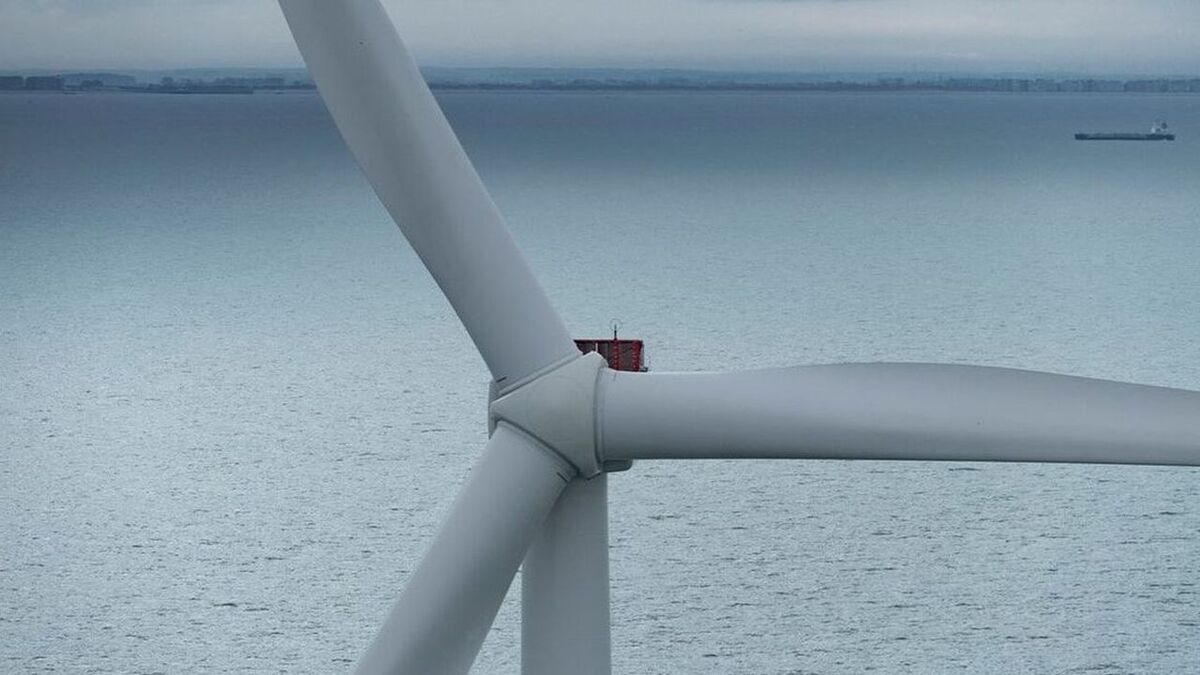 Iberdrola selected the MHI Vestas Offshore Wind V174-9.5 MW wind turbine for the Baltic Eagle project