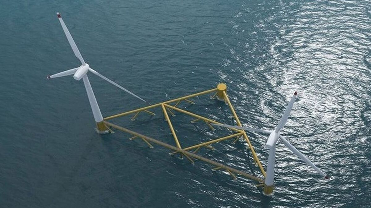 In the past, Atkins has worked closely with companies such as Hexicon on floating wind concepts