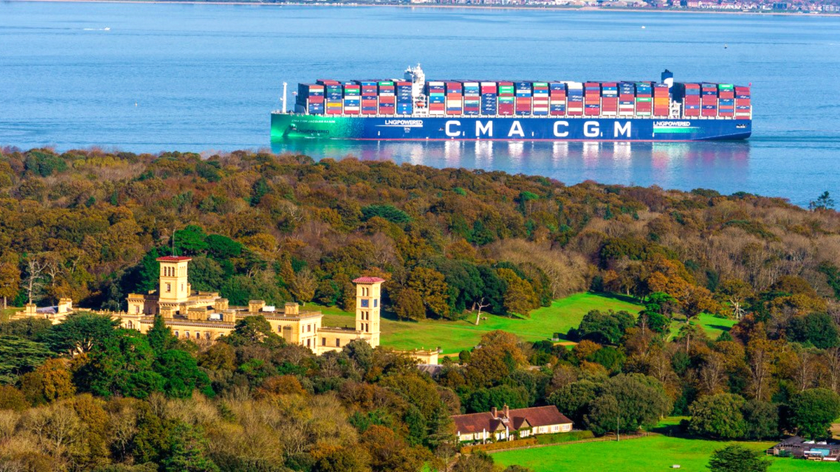 Container shipping 2021: strong rates, weak newbuilding